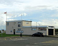 Life Boat Centre in North Wales